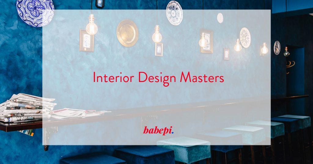 babepi Interior Design Masters