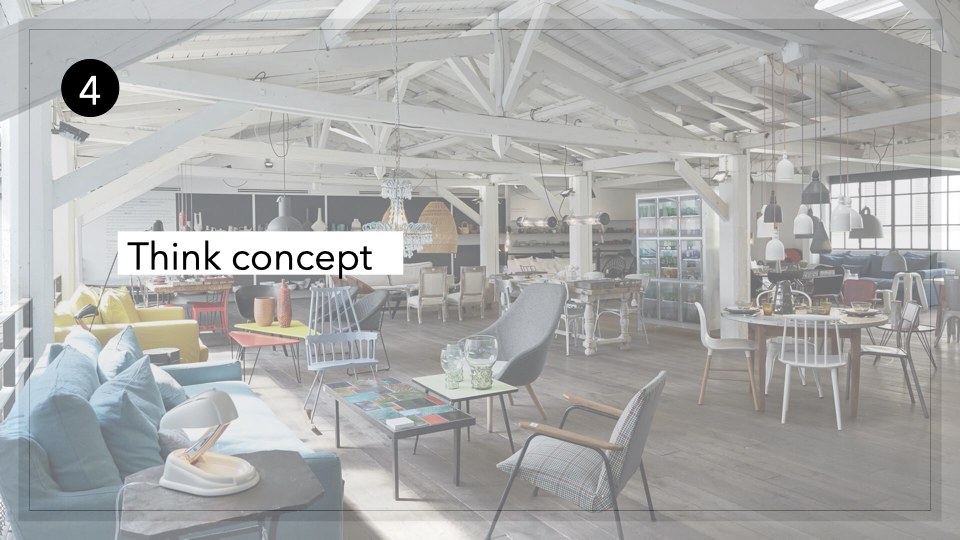 Atlanta Market 2020 Talk - 4 concept