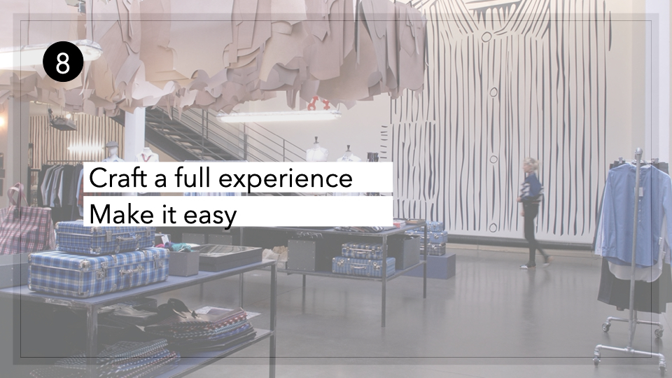 Atlanta Market 2020 Talk - 8 esperienza