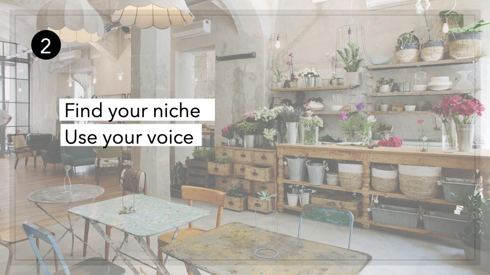 Atlanta Market 2020 Talk - 2 nicchia